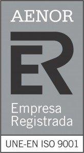 Logo Certificación Urlaser - AENOR